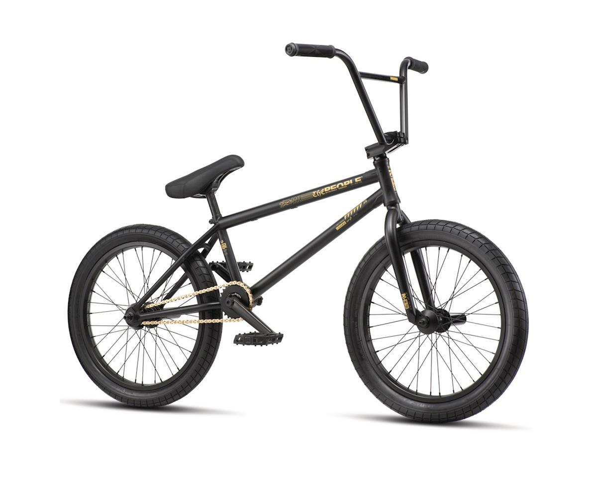 "We The People 2019 Reason BMX Bike (20.75"" Toptube) (Matte Black)"