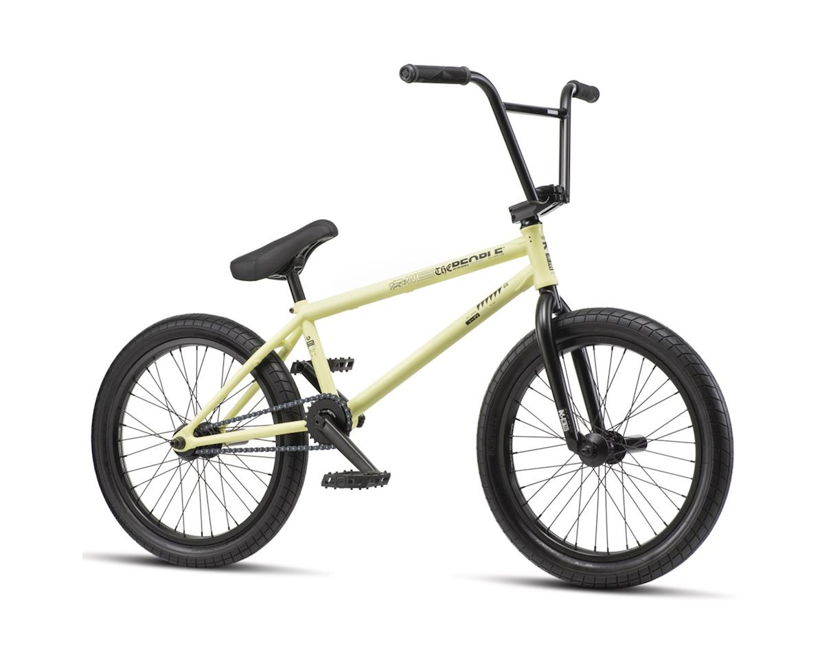 "We The People 2019 Reason BMX Bike (20.75"" Toptube) (Matte Pastel Yellow) 