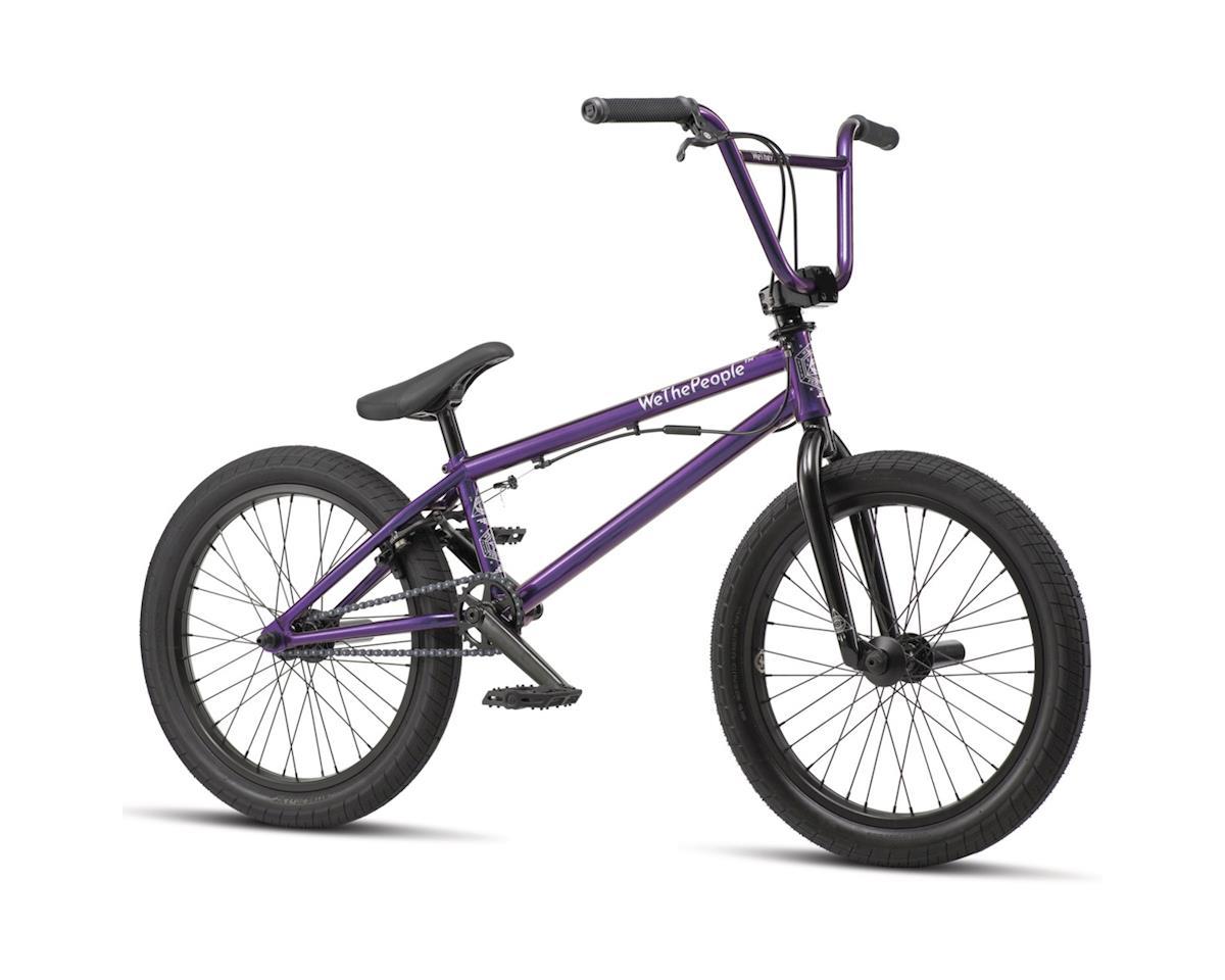 "We The People 2019 Versus BMX Bike (20.65"" TT) (Galactic Purple)"
