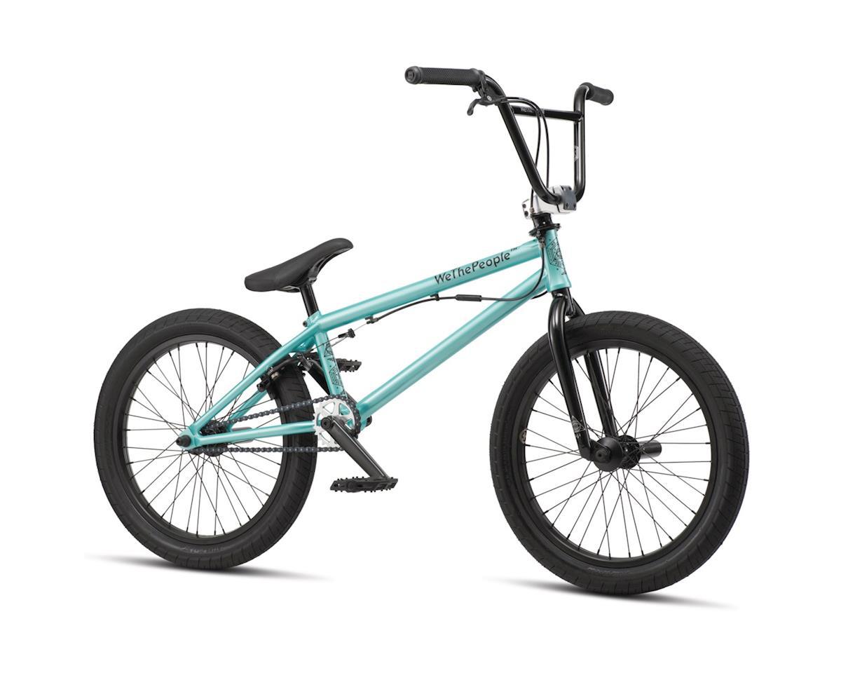 """We The People 2019 Versus BMX Bike (20.65"""" TT) (Metallic Mint Green)"""