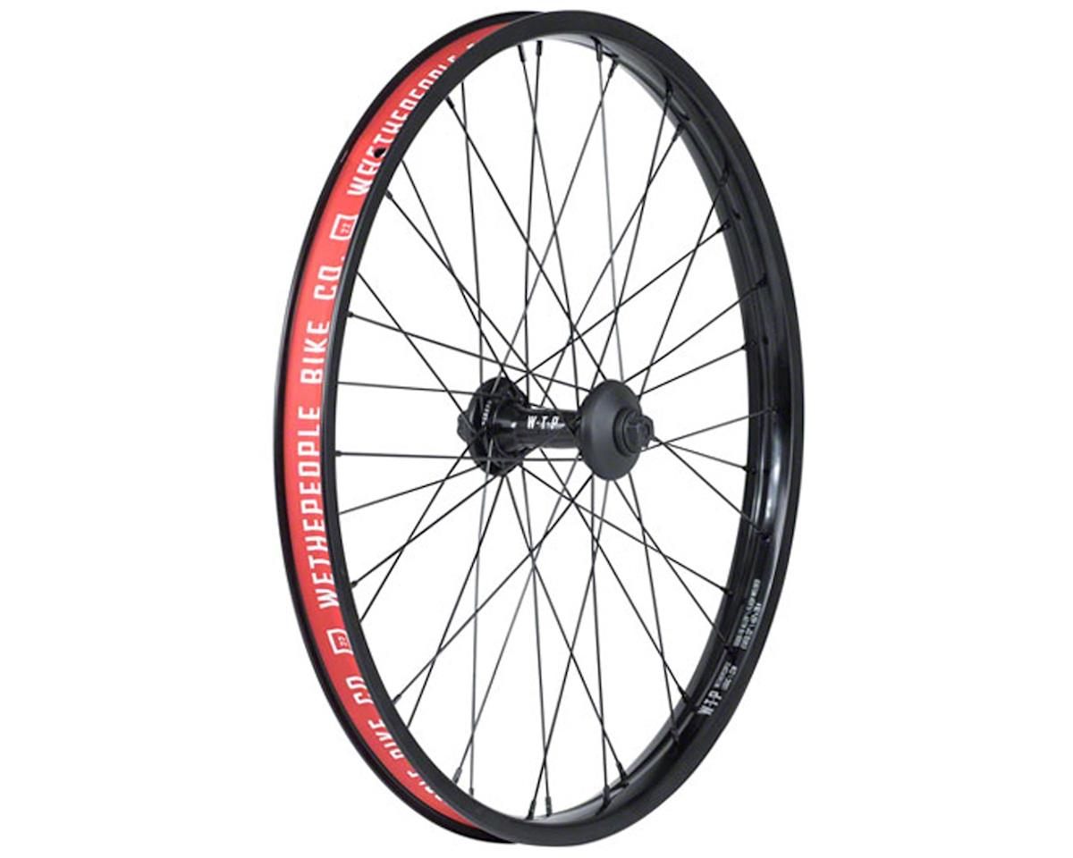 "We The People Supreme 22"" Front Wheel with Supreme Hub, Logic Rim and Nylon Hub"
