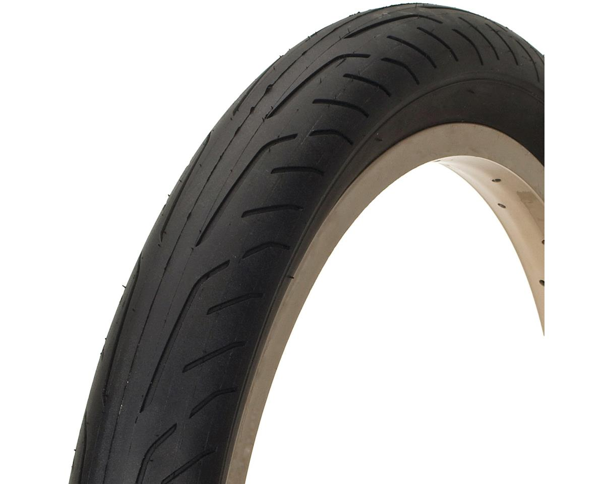 We The People Stickin' Tire - 20 x 2.4, Clincher, Wire, Black, 120tpi
