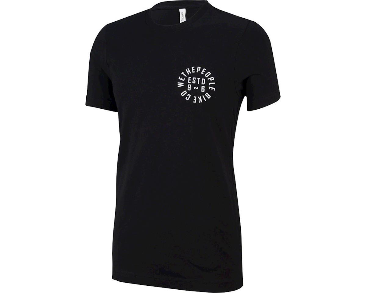 We The People ESTD 96 T-Shirt: Black