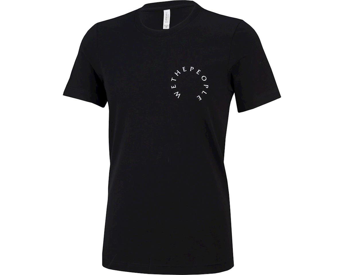 Foundation T-Shirt: Black 2XL