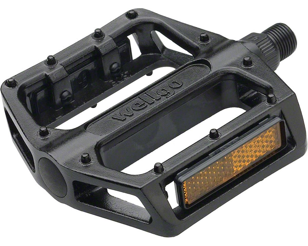 "Wellgo B087 BMX Pedals 9/16"" Black"