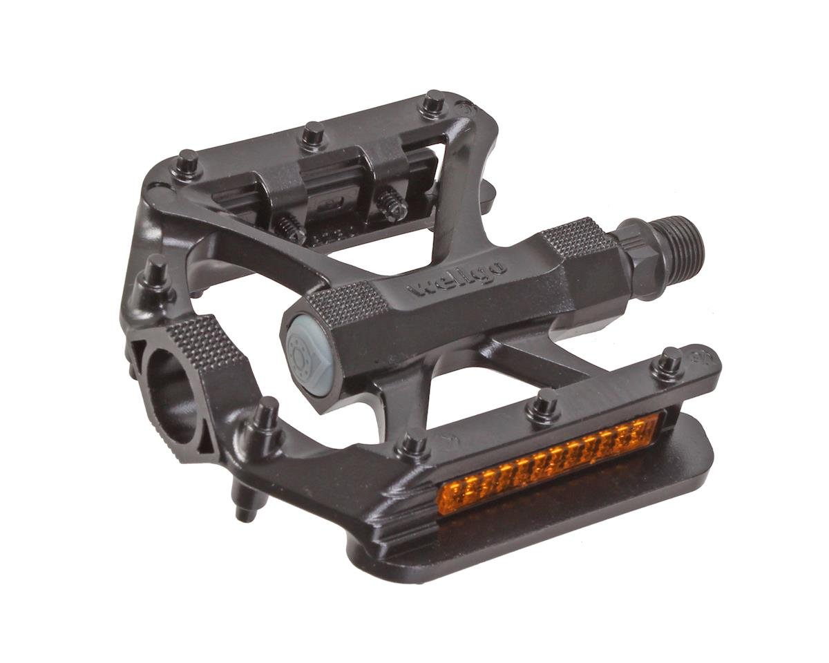 Wellgo B230RB pedals, black