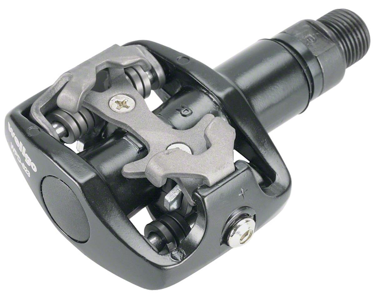 WPD-823 Clipless Mountain Pedals, Black