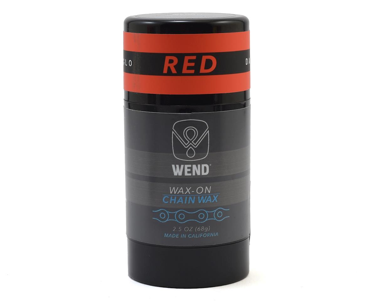 Wend Wax-On Chain Lube (Red) (2.5oz/80ML)