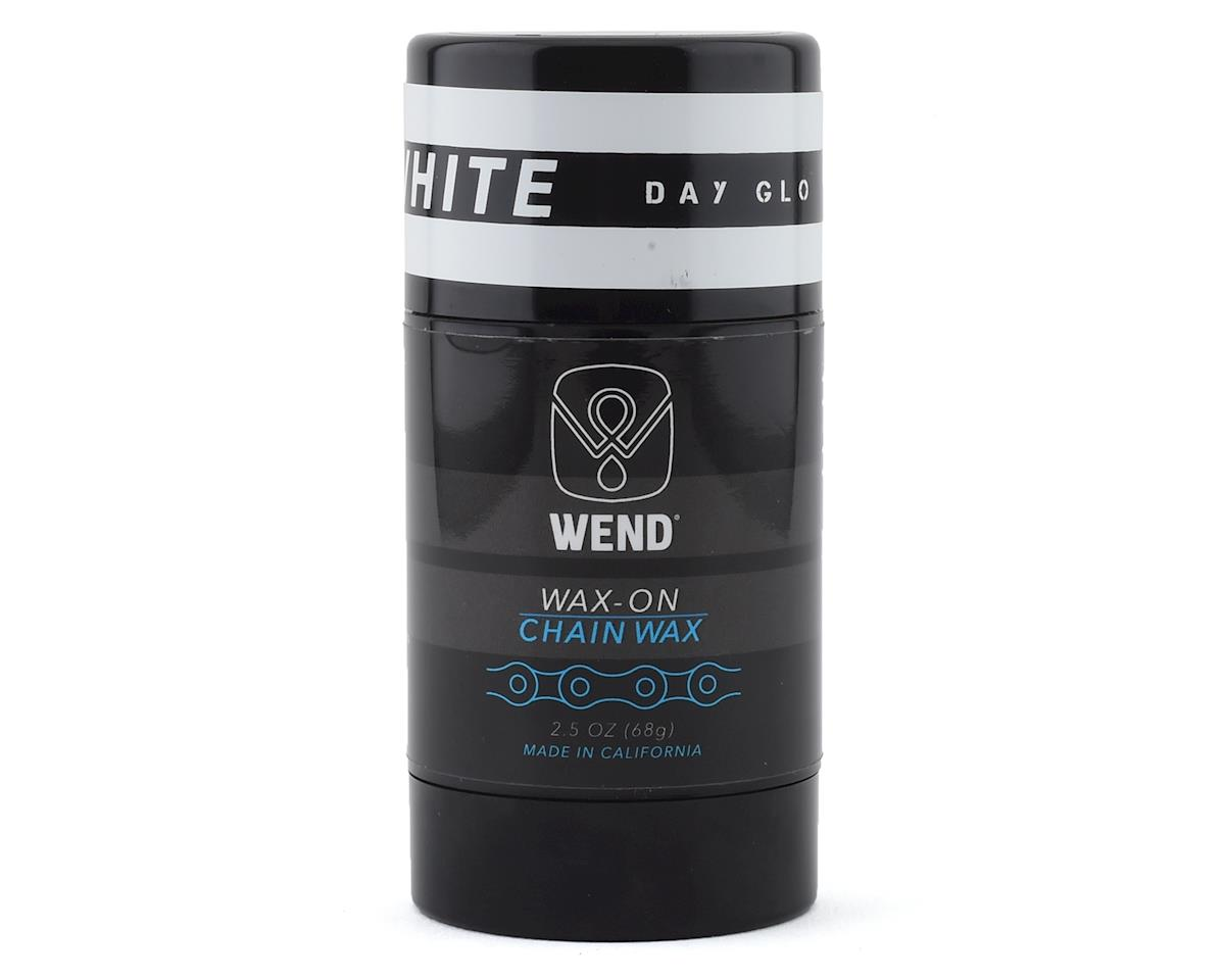 Wend Wax-On Chain Lube (Bright White) (2.5oz/80ML)