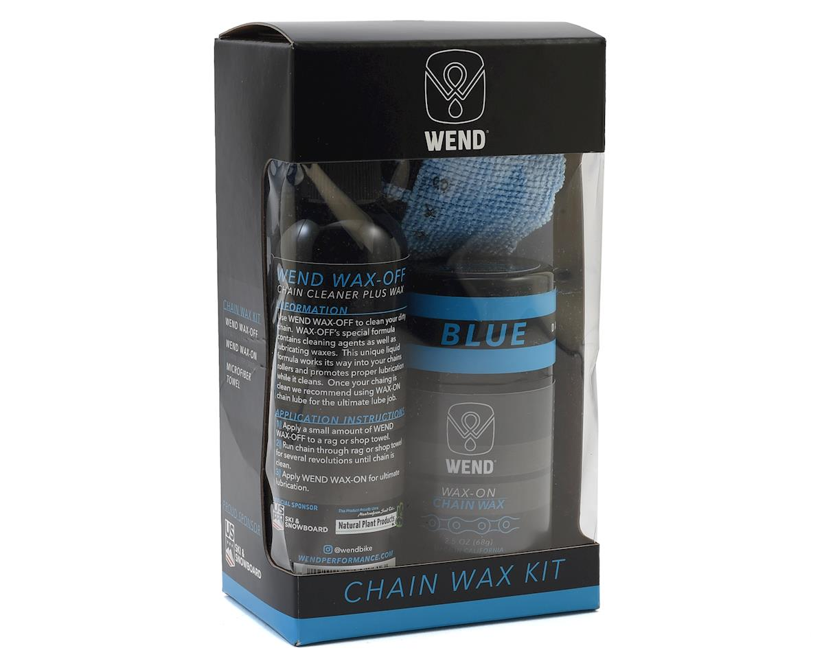 Wend Chain Wax Kit (Blue)