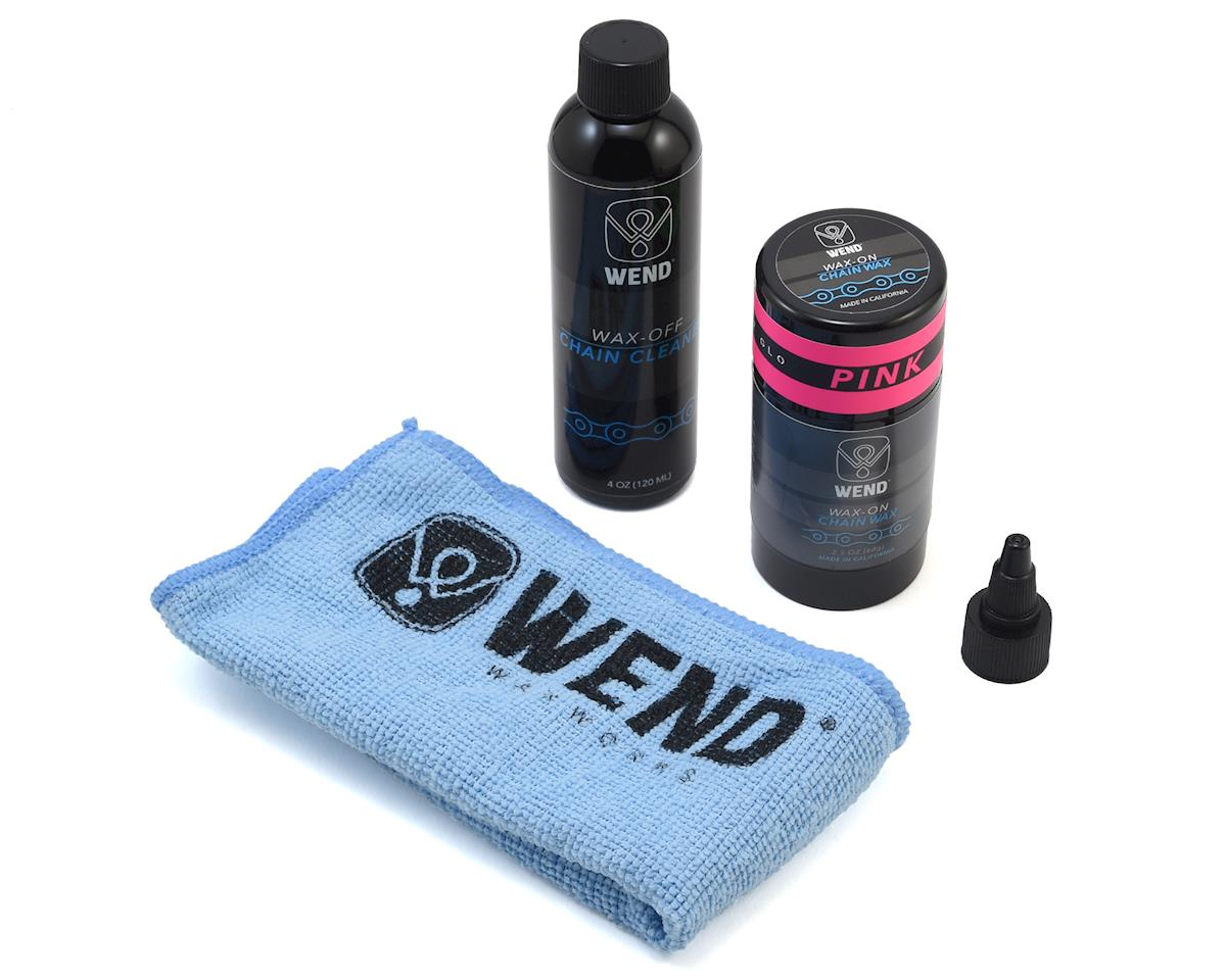 Image 1 for Wend Chain Wax Kit (Pink)