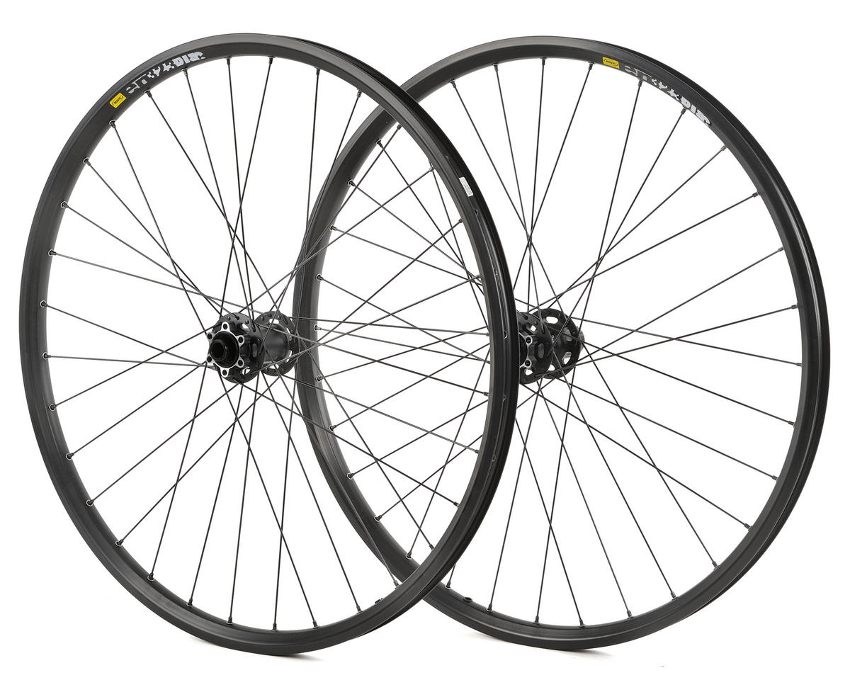 Wheel Master Mavic EN323 27.5 Disc Wheelset