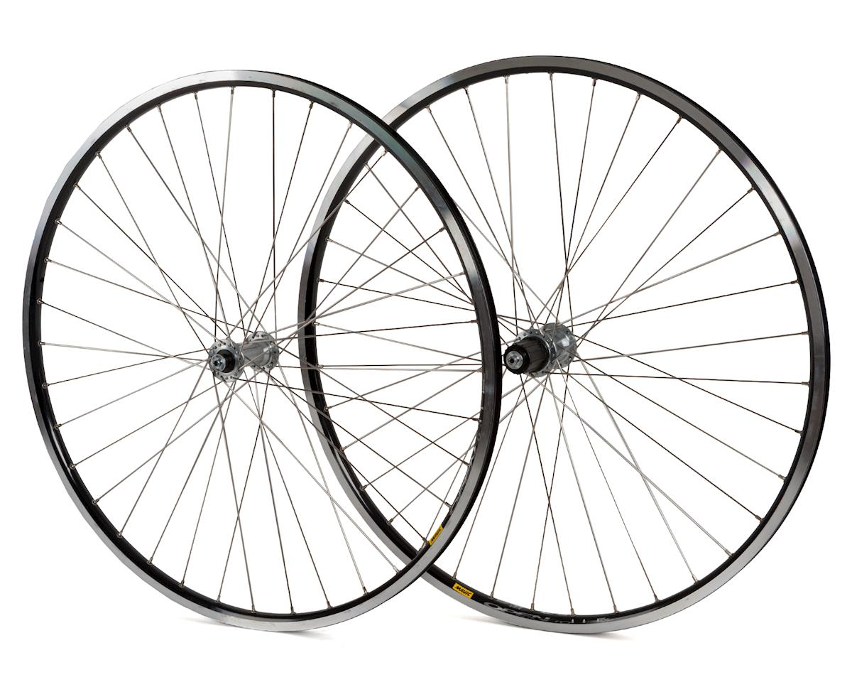 Wheel Master Mavic Open Pro Wheelset (Black) (Shimano/SRAM 10/11)
