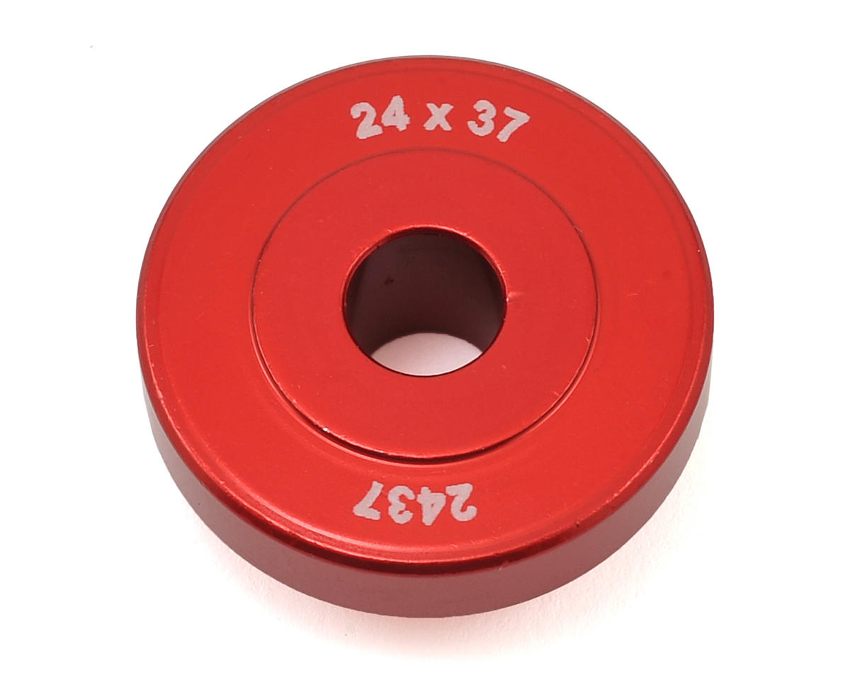 Wheels Manufacturing Press BB Bearing Drift Adapter (24x37)