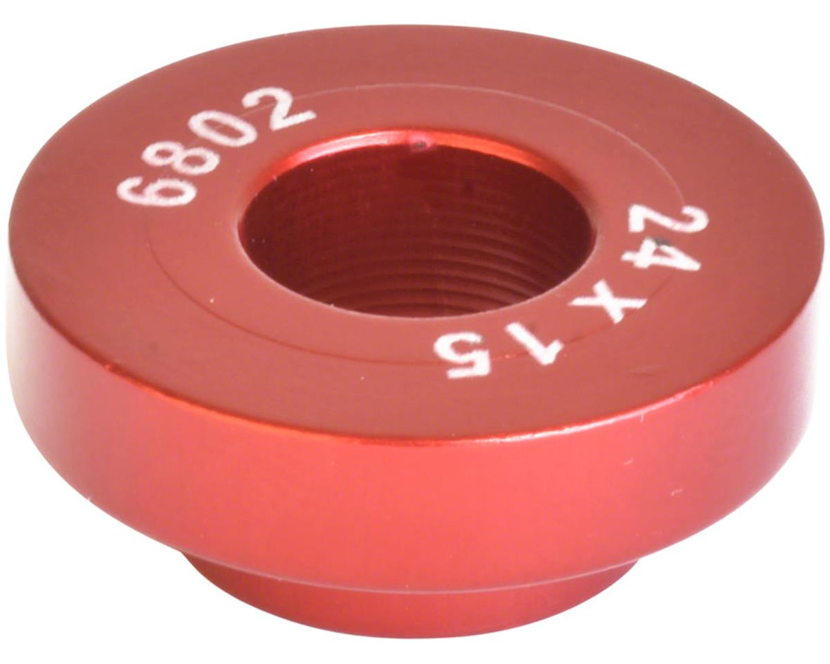 Wheels Manufacturing Open Bore Adaptor Bearing Drift (For 6802 Bearings)