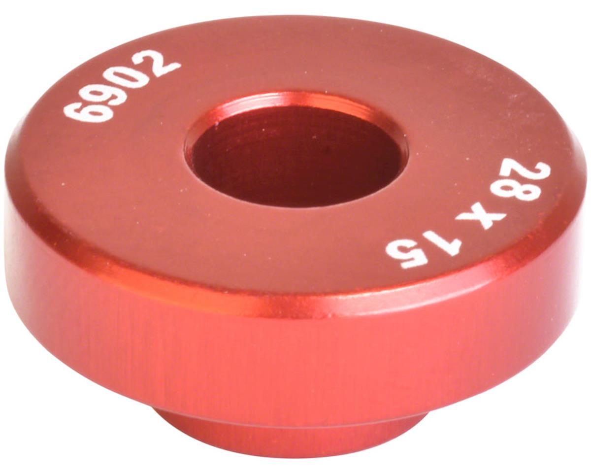 Wheels Manufacturing Open Bore Adaptor Bearing Drift for 6902 Bearings