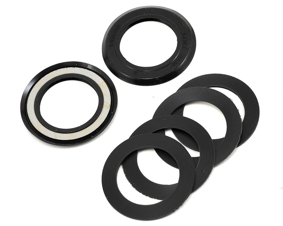 Wheels Manufacturing Threaded to 30mm Ceramic Hybrid Bottom Bracket