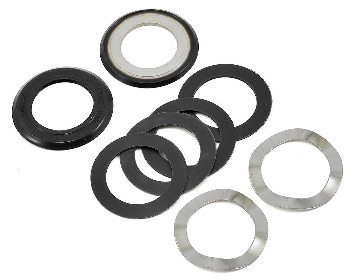 Image 2 for Wheels Manufacturing Road External Steel Bottom Bracket (GXP/SRAM) (Grey)