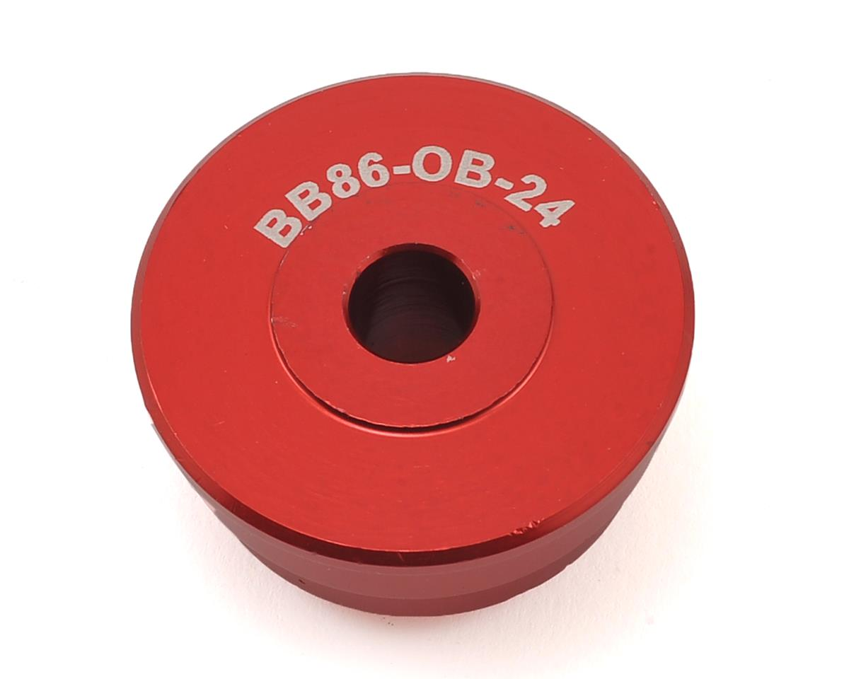 Wheels Manufacturing Press BB Bearing Drift Adapter (BB86)