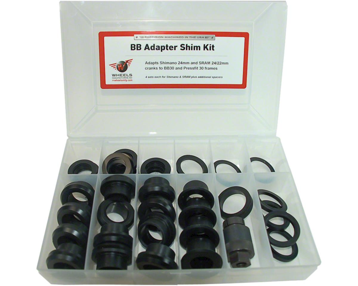 Wheels Manufacturing BB30 / PressFit 30 Service Kit 65 pieces