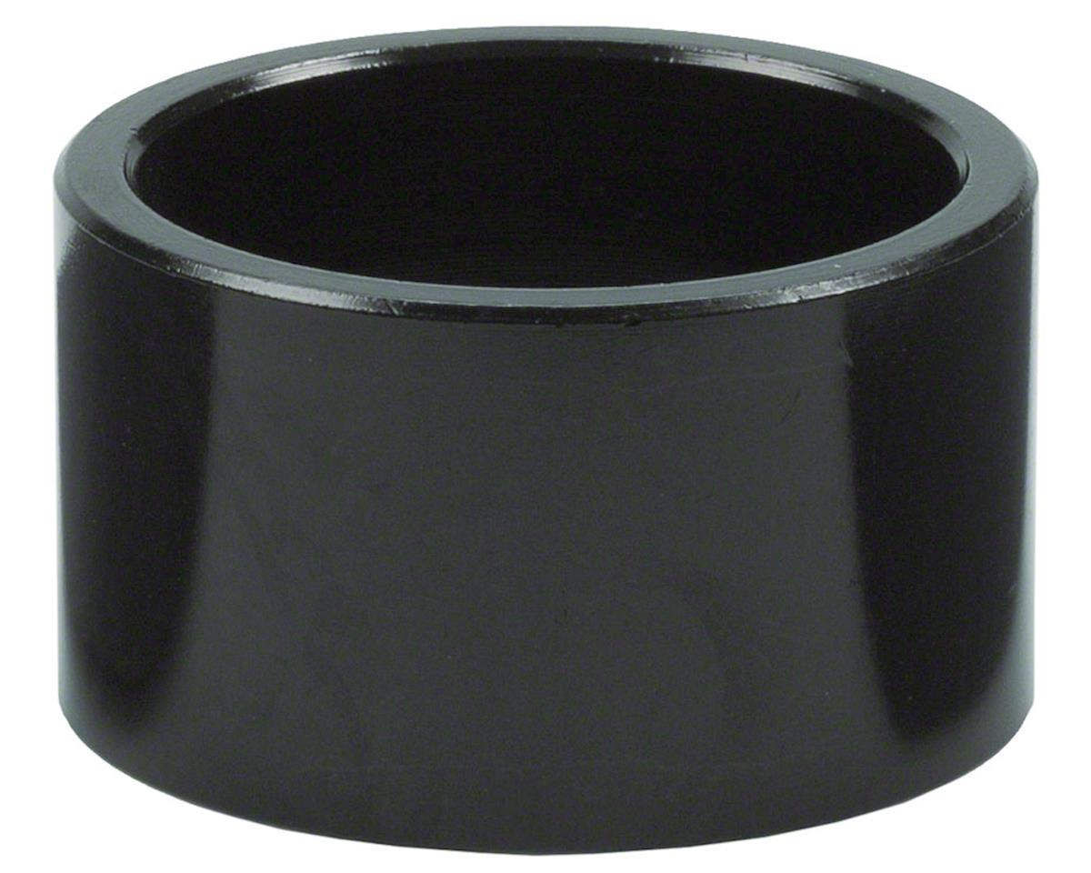 "Wheels Manufacturing 1 1/8"" Headset Spacer (Black) (20mm)"