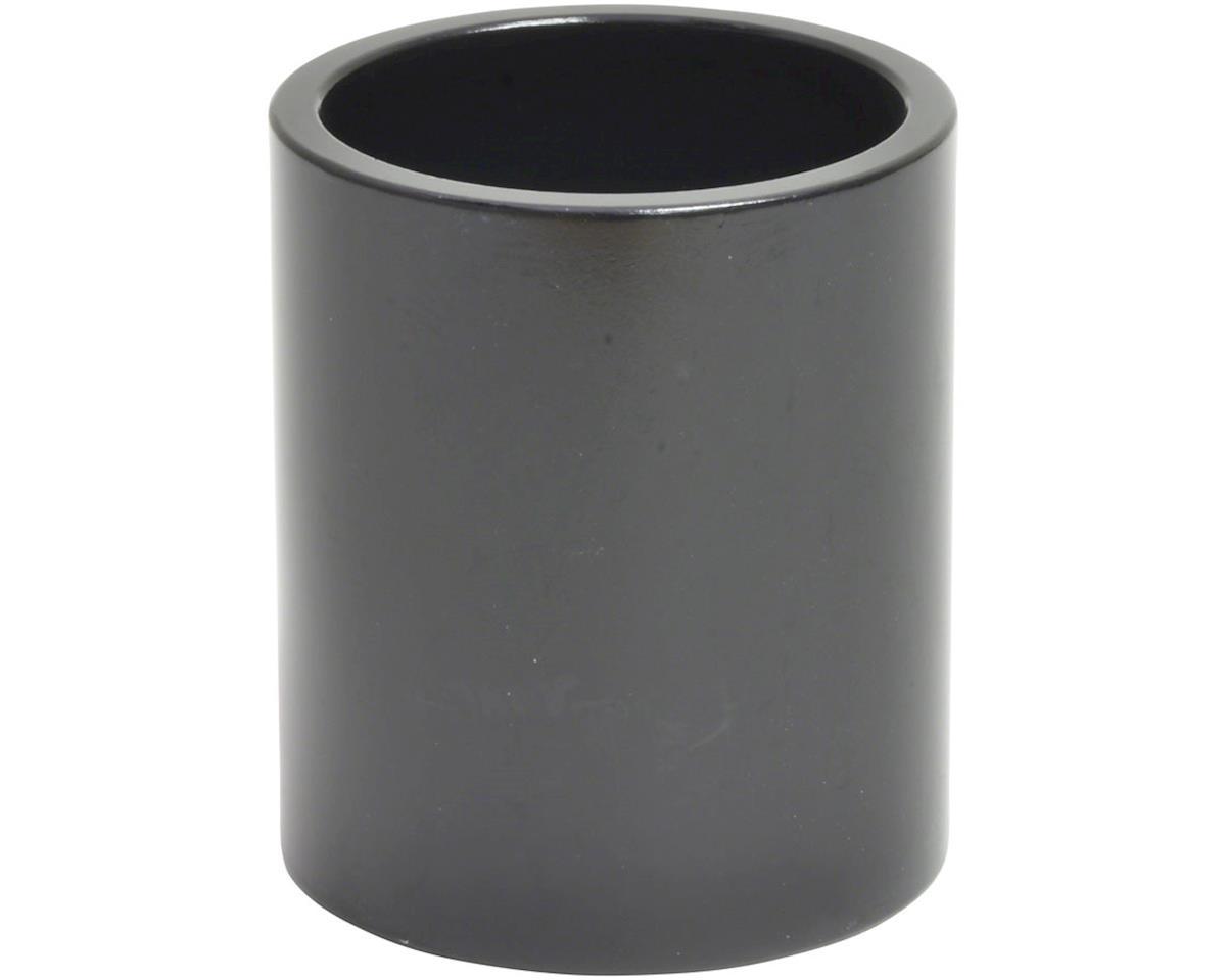 "Wheels Manufacturing 1 1/8"" Headset Spacer (Black) (40mm)"