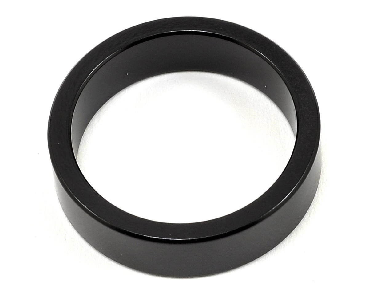 "Wheels Manufacturing Headset Spacer 1-1/4"" 10mm (Black) (Individual)"