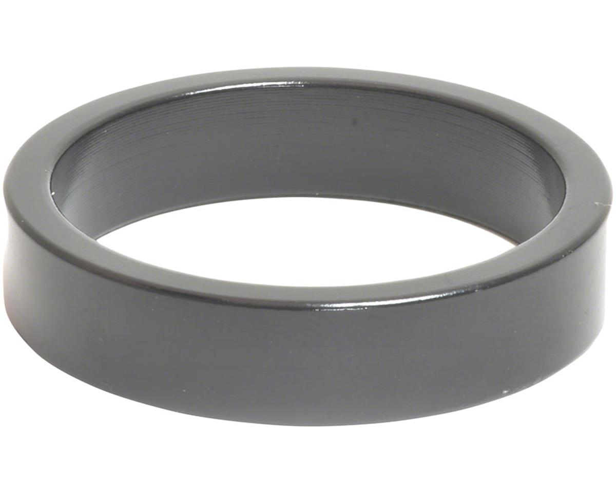 "Wheels Manufacturing 1 1/2"" Headset Spacer (Black) (10mm)"