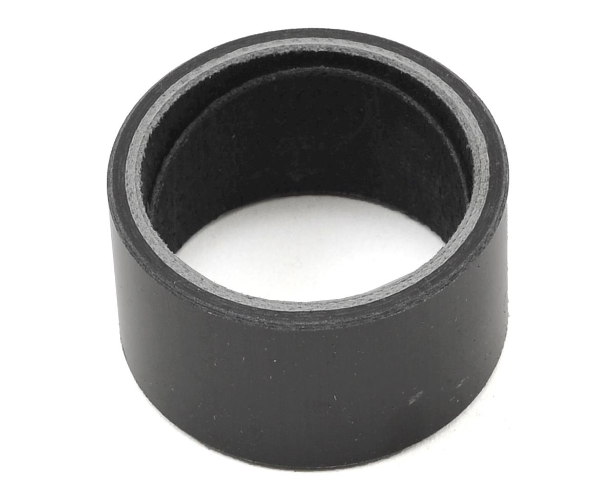 "Wheels Manufacturing 1 1/8"" Carbon Headset Spacer (Single) (20mm)"