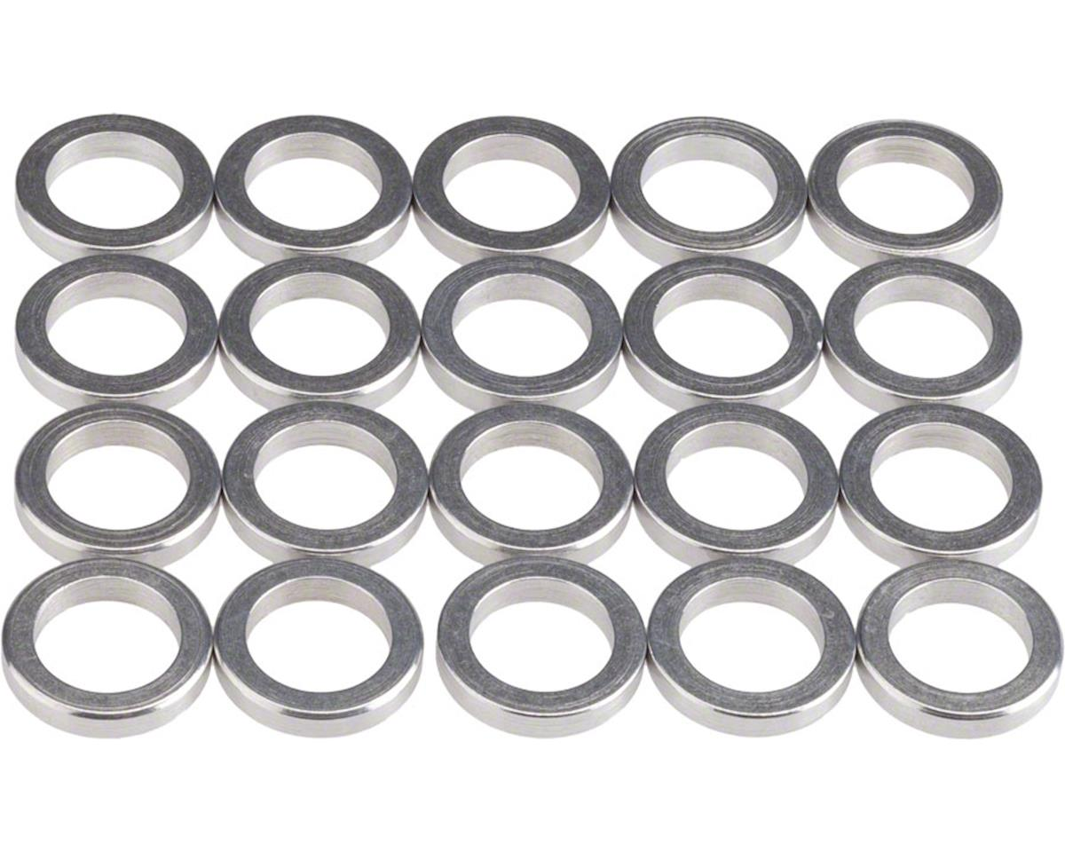 Wheels Manufacturing 2.2mm Aluminum Chainring Spacer Bag/20