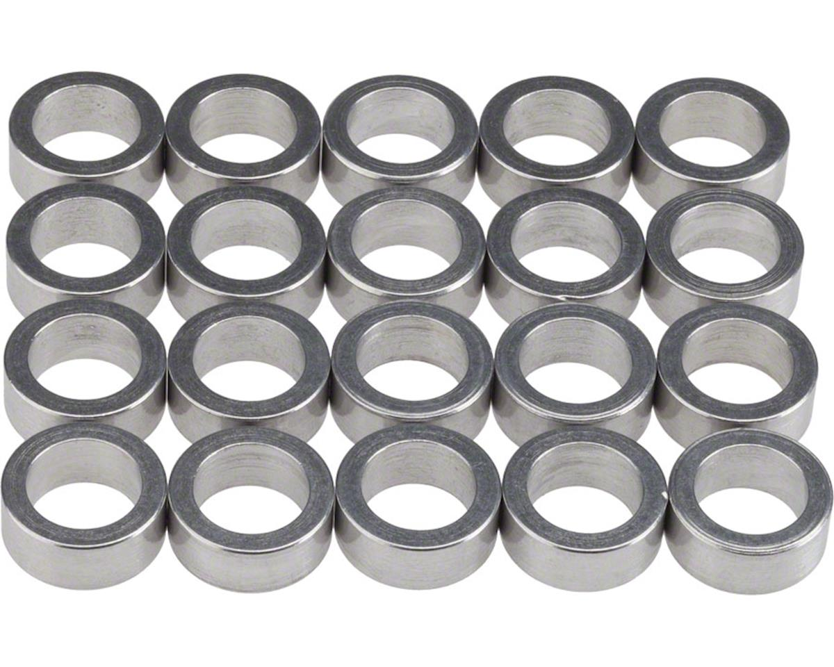 Wheels Manufacturing 5.0mm Aluminum Chainring Spacer Bag/20