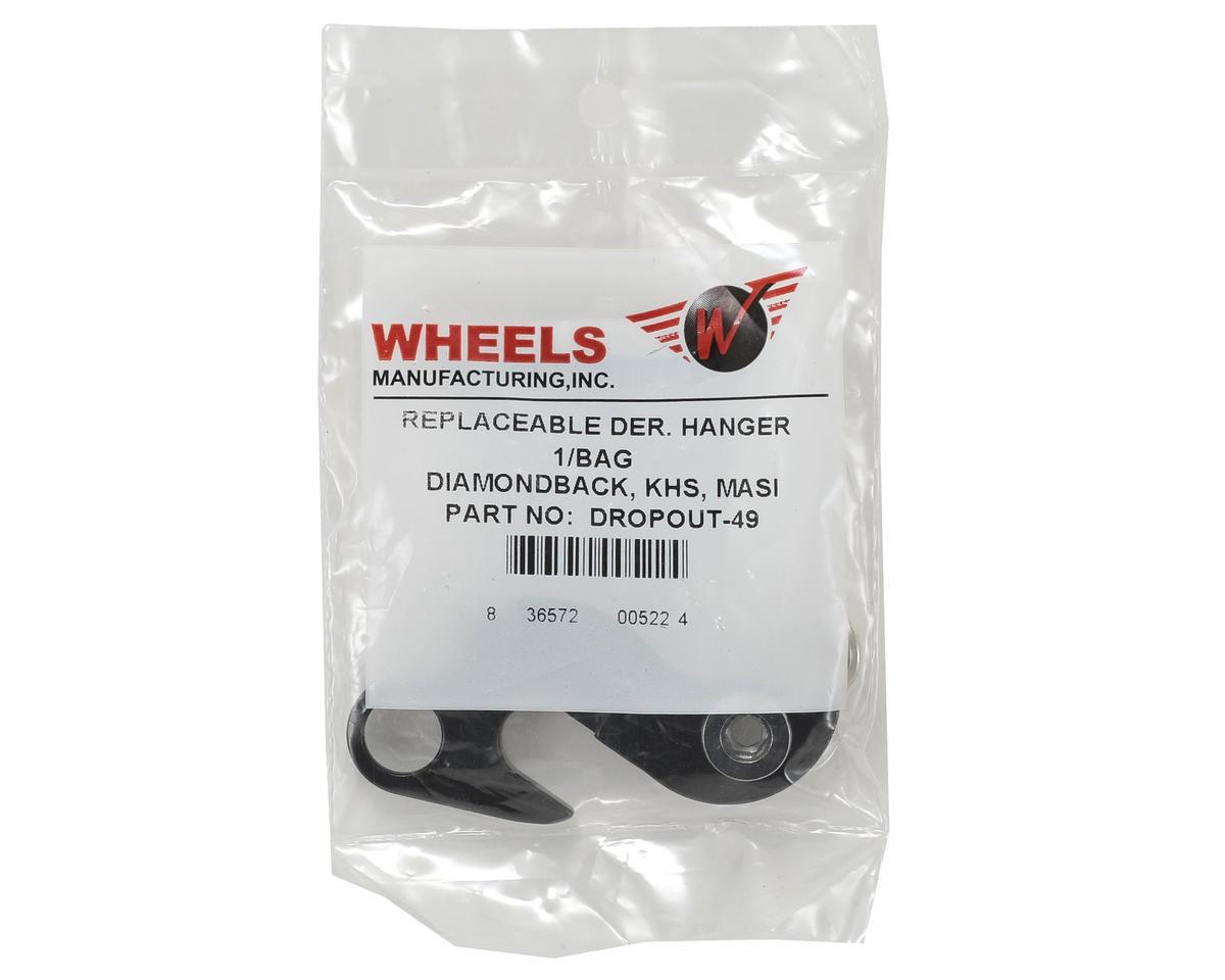 Wheels Manufacturing Derailleur Hanger 49 (Diamonback, KHS, Masi)