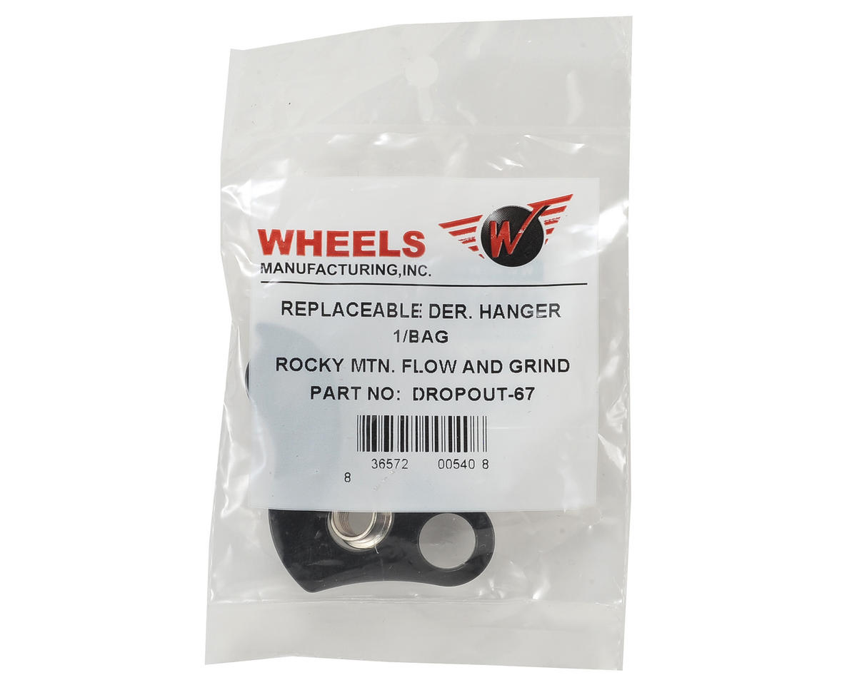 Wheels Manufacturing Derailleur Hanger 67 (Rocky Mountain, Flow and Grind)