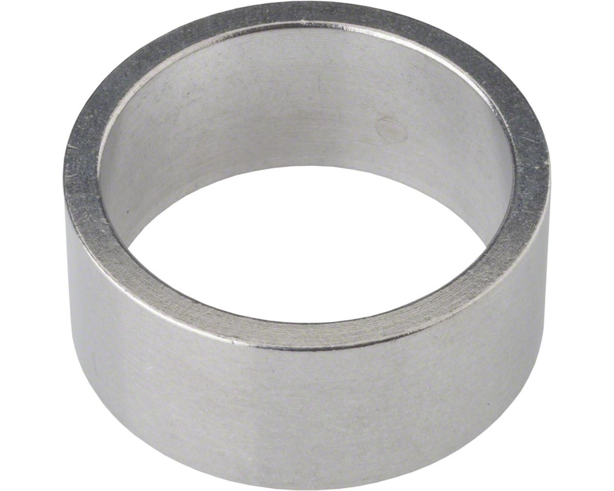 "Wheels Manufacturing 1-1/8"" Headset Spacer (Silver) (15mm)"