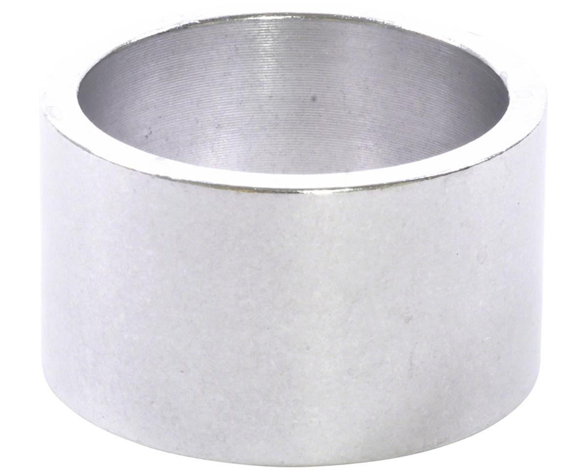 "Wheels Manufacturing 1-1/8"" Headset Spacer (Silver) (20mm)"