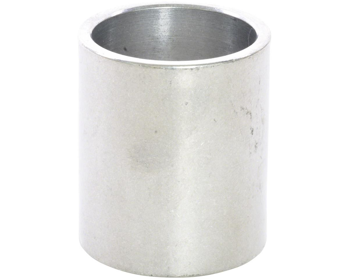 """Wheels Manufacturing 1-1/8"""" Headset Spacer (Silver) (40mm)"""