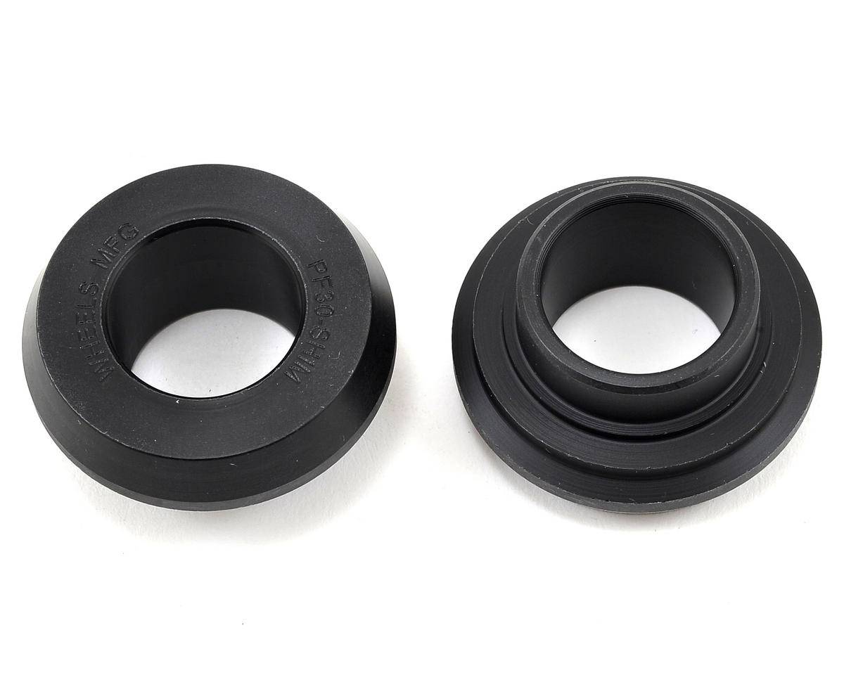 Wheels Manufacturing Adapter Shims for 24mm Spindle in PF30 BB | relatedproducts
