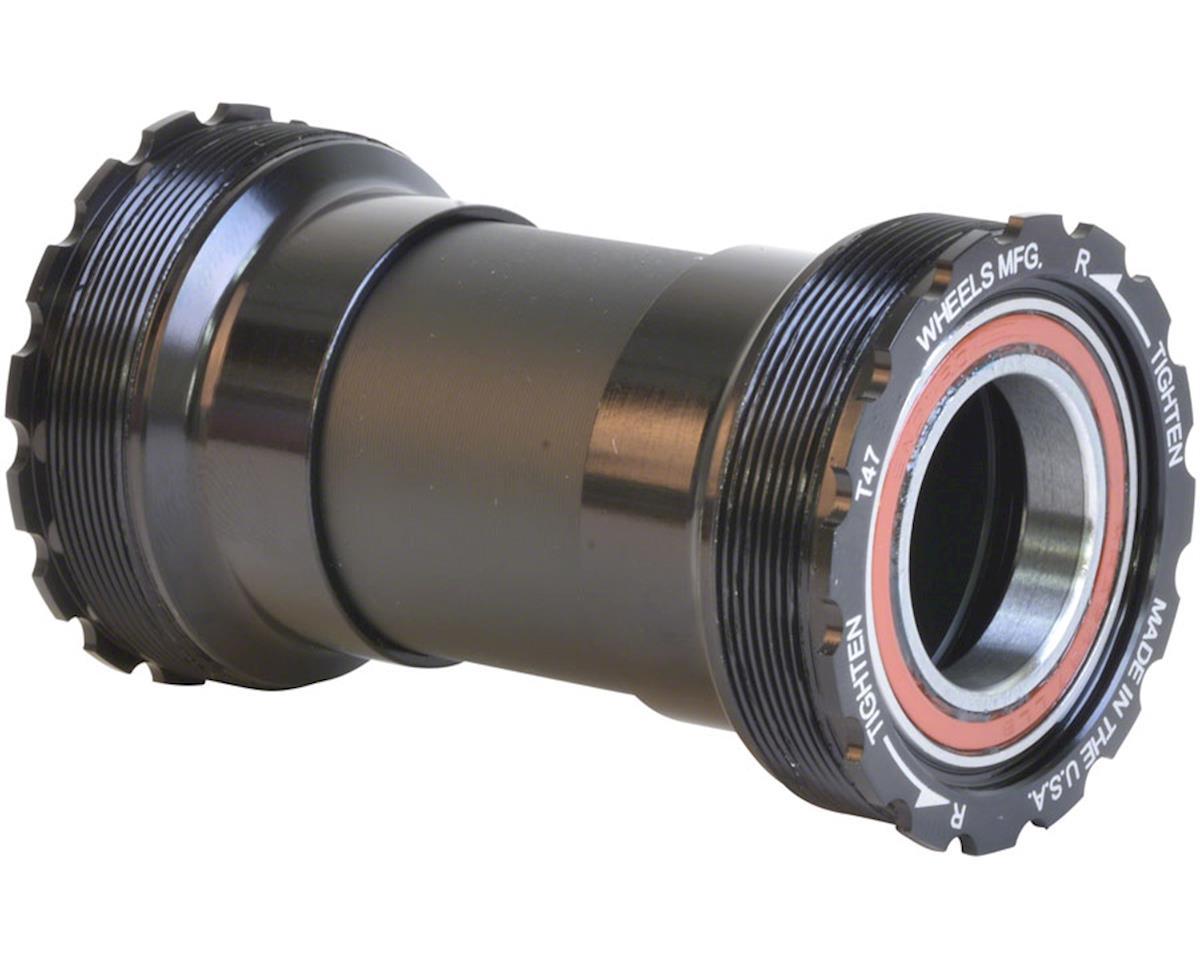 Wheels Manufacturing T47 Inboard Bottom Bracket (22/24mm Spindle)