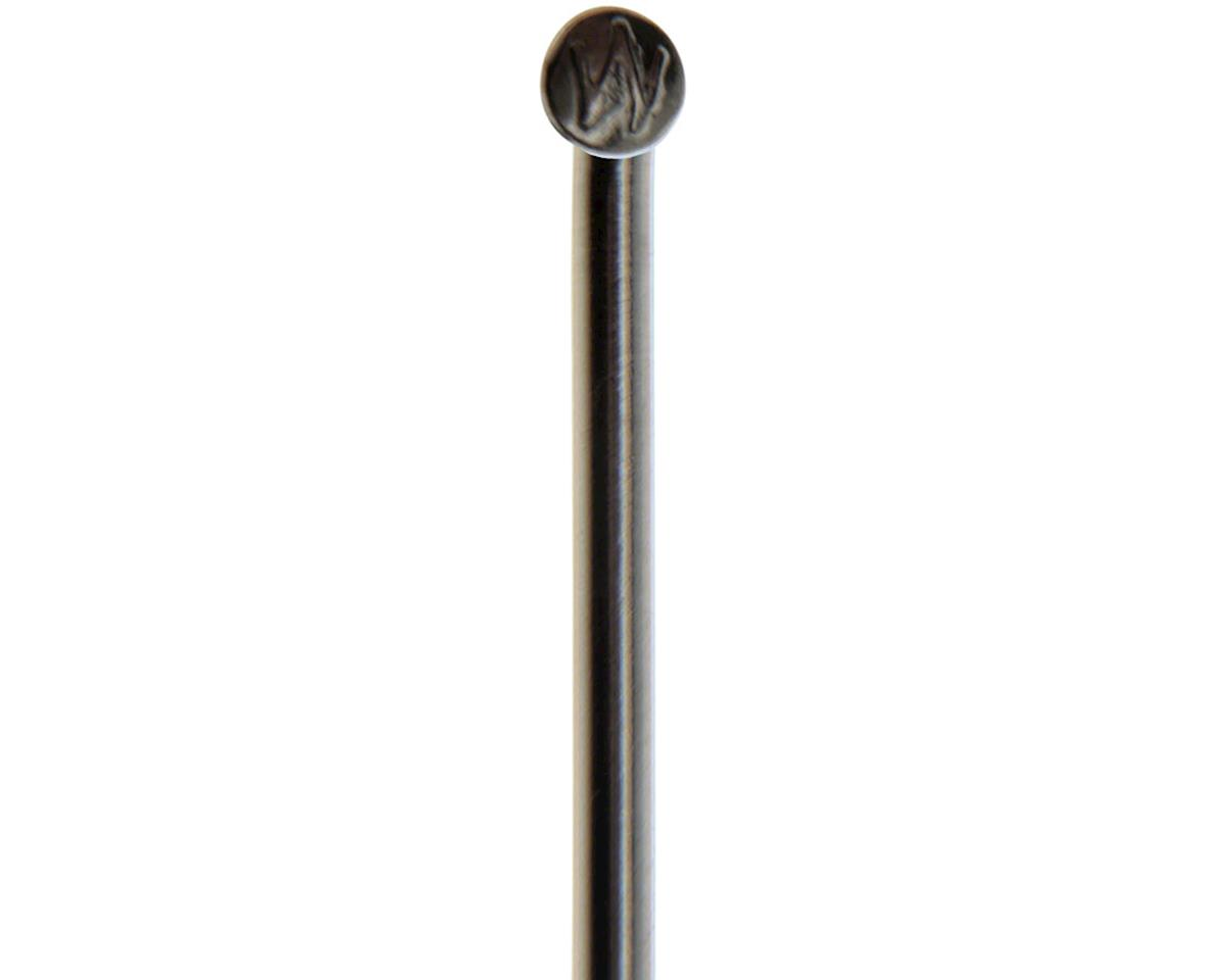 Wheelsmith DB14 Spokes 2.0/1.7 x 259mm Black Spokes, Bag of 50