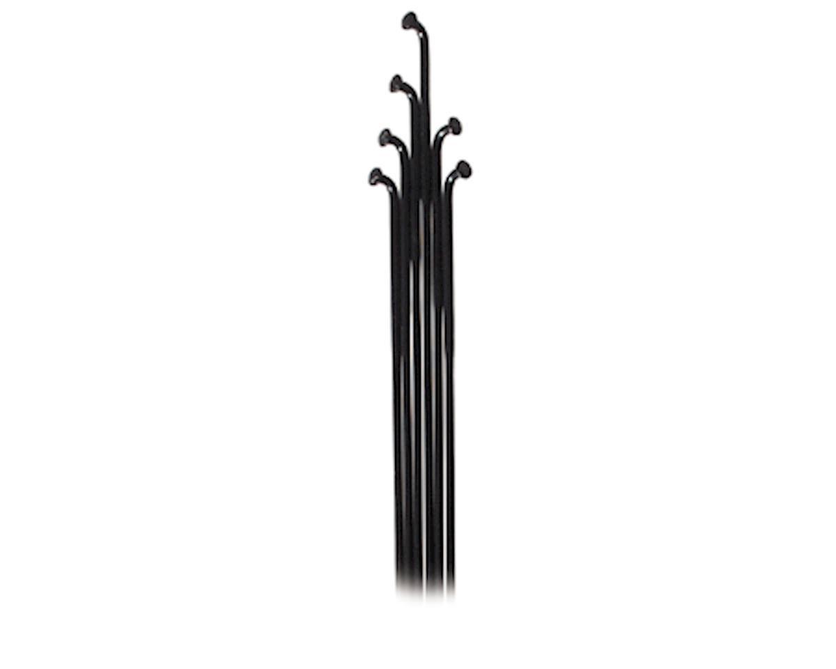 Wheelsmith SG 14g spoke, black - 274mm (bag/50)