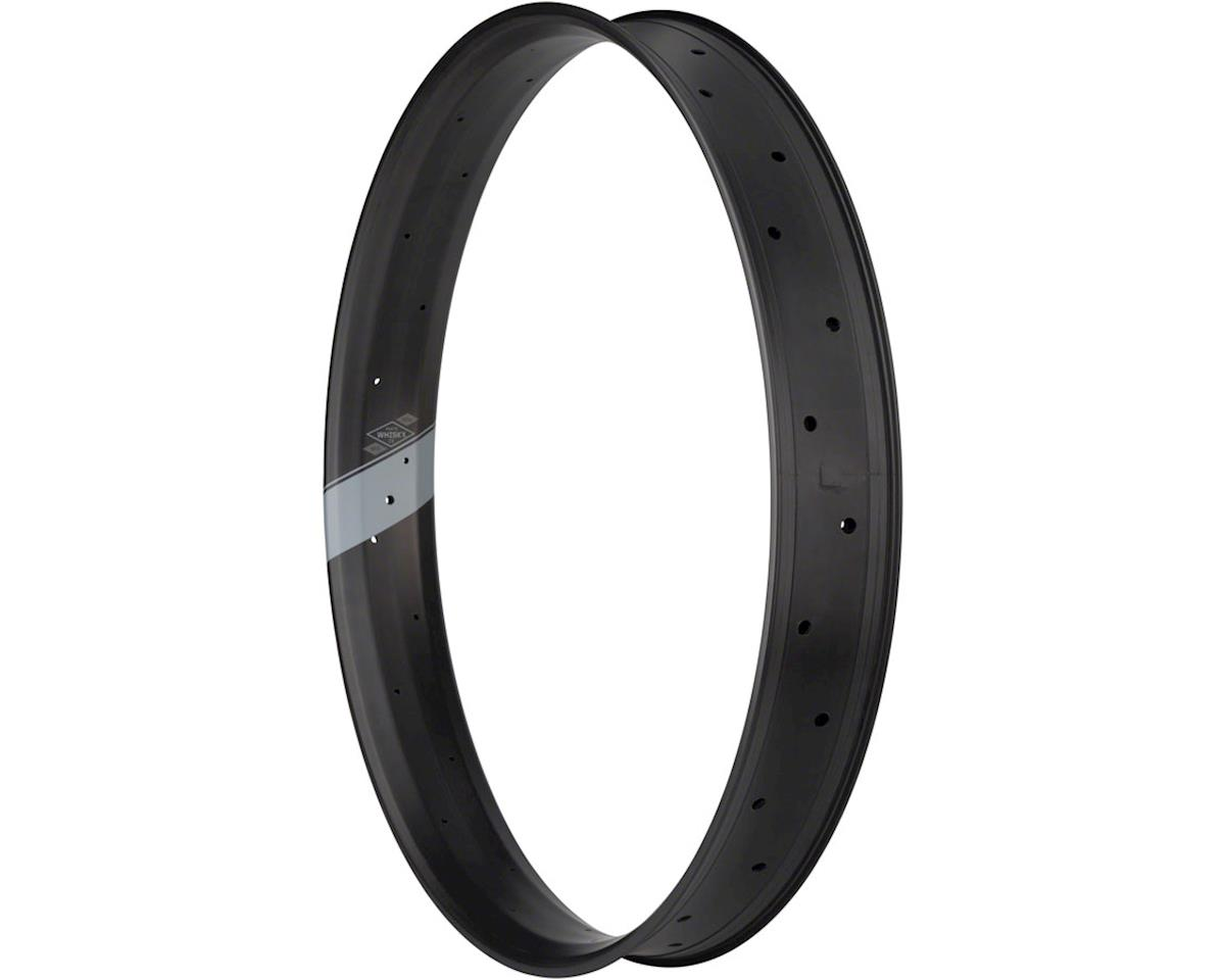 "Whisky No.9 80w Carbon Tubeless 27.5"" Fat Trail Rim, 32h, Matte Black"