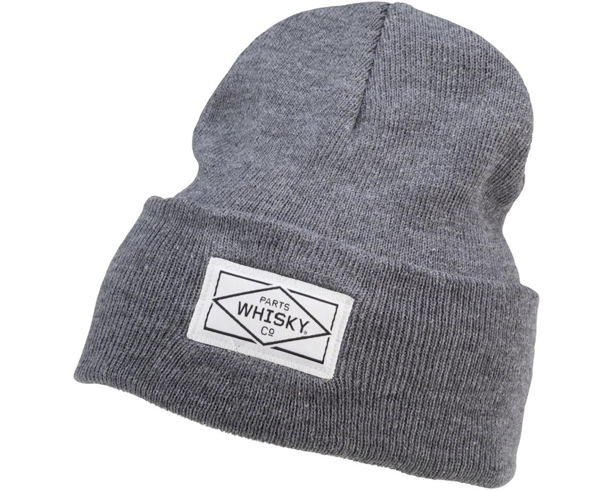Whisky Parts Whisky Diamond Box Beanie (Gray) (One Size)