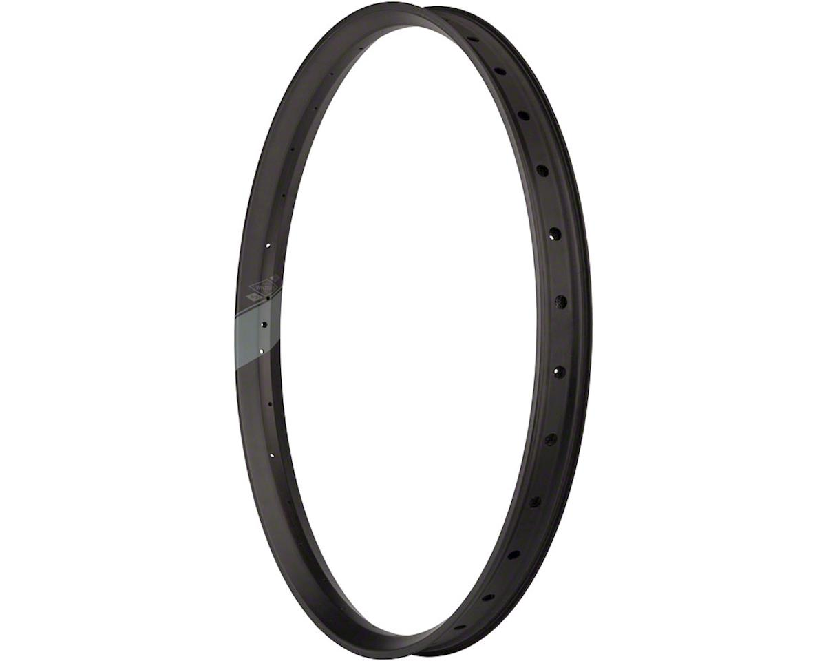 "Whisky No.9 50w Carbon Tubeless 27.5"" Plus Rim, 32h, Matte Black"