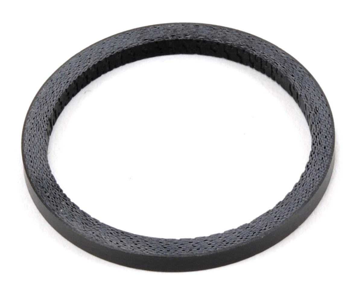 Whisky Parts Co. Carbon Spacer (Matte Black) (2.5mm)
