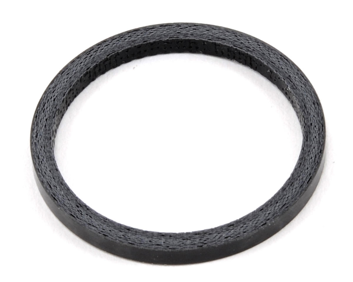 Whisky Parts Co. Carbon Spacer (Gloss Black) (2.5mm)