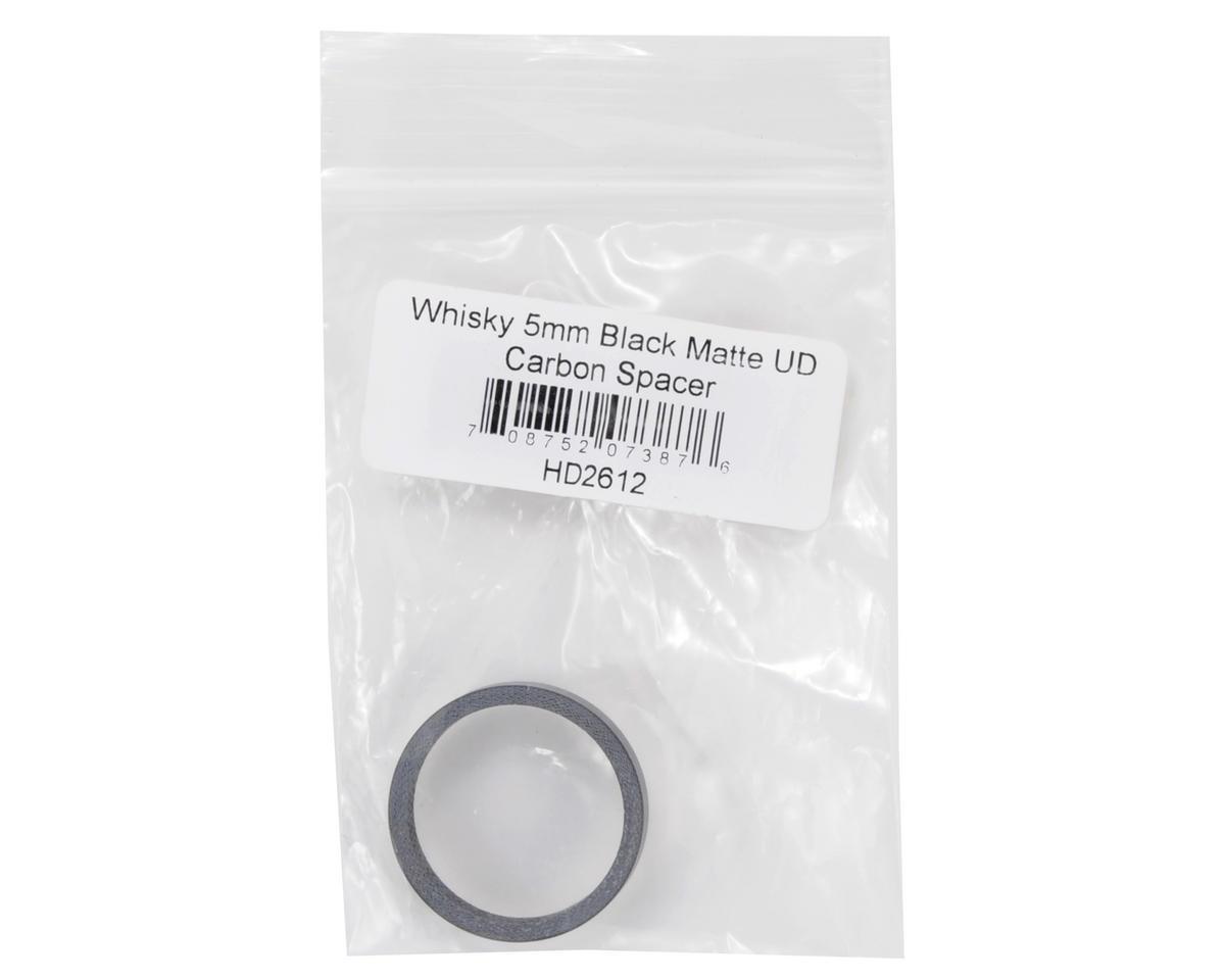 Whisky Parts Co. Carbon Spacer (Matte Black) (5mm)