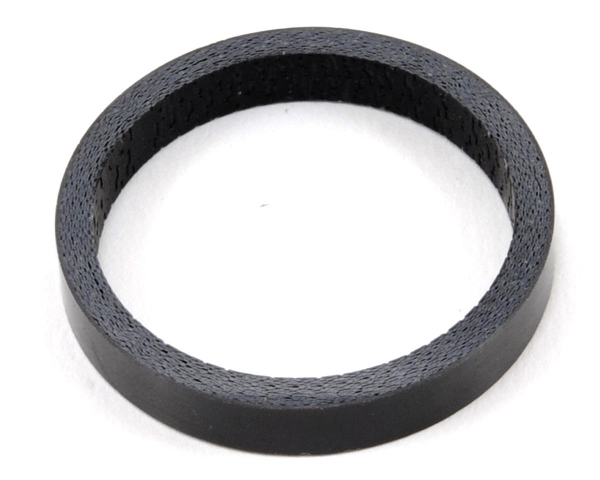 Whisky Parts Co. Carbon Spacer (Gloss Black) (5mm)