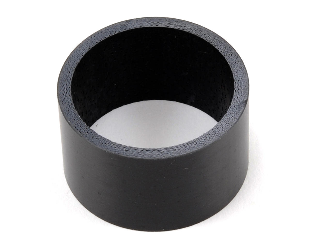 Whisky Parts Co. Carbon Spacer (Matte Black) (20mm)