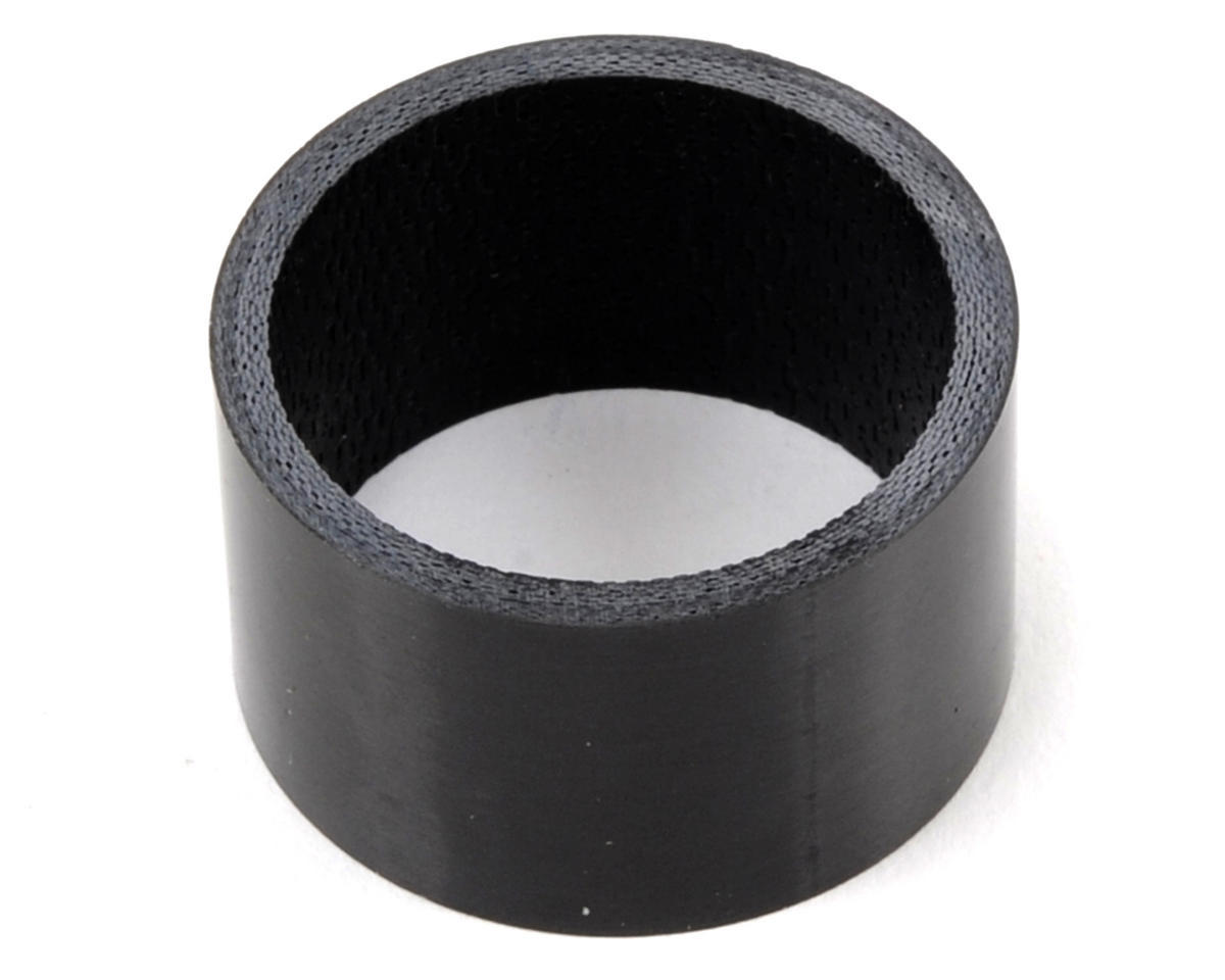 Whisky Parts Co. Carbon Spacer (Gloss Black) (20mm)