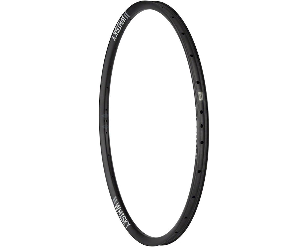 "Whisky No.9 30w Carbon Tubeless 27.5"" MTN/CX/Gravel Rim, 28h, Matte Black"
